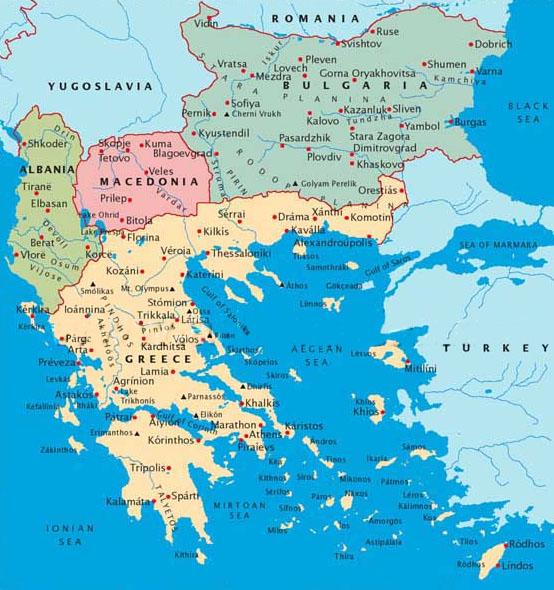 Minorities in Yunanistan | Turkey & Macedonia