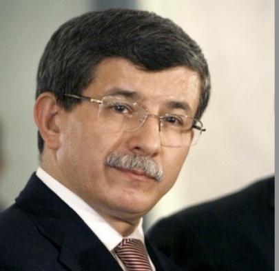 """Der türkische Außenminister Ahmet Davutoğlu (""""außergewöhnlich gefährlich"""")"""
