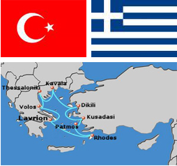 Old foes Greece and Turkey try to bury the hatchet ...